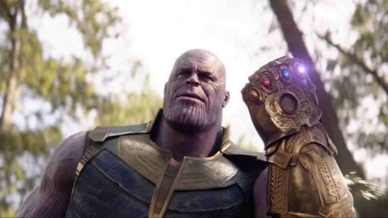 49738 Мстители: Война бесконечности - Создание Таноса