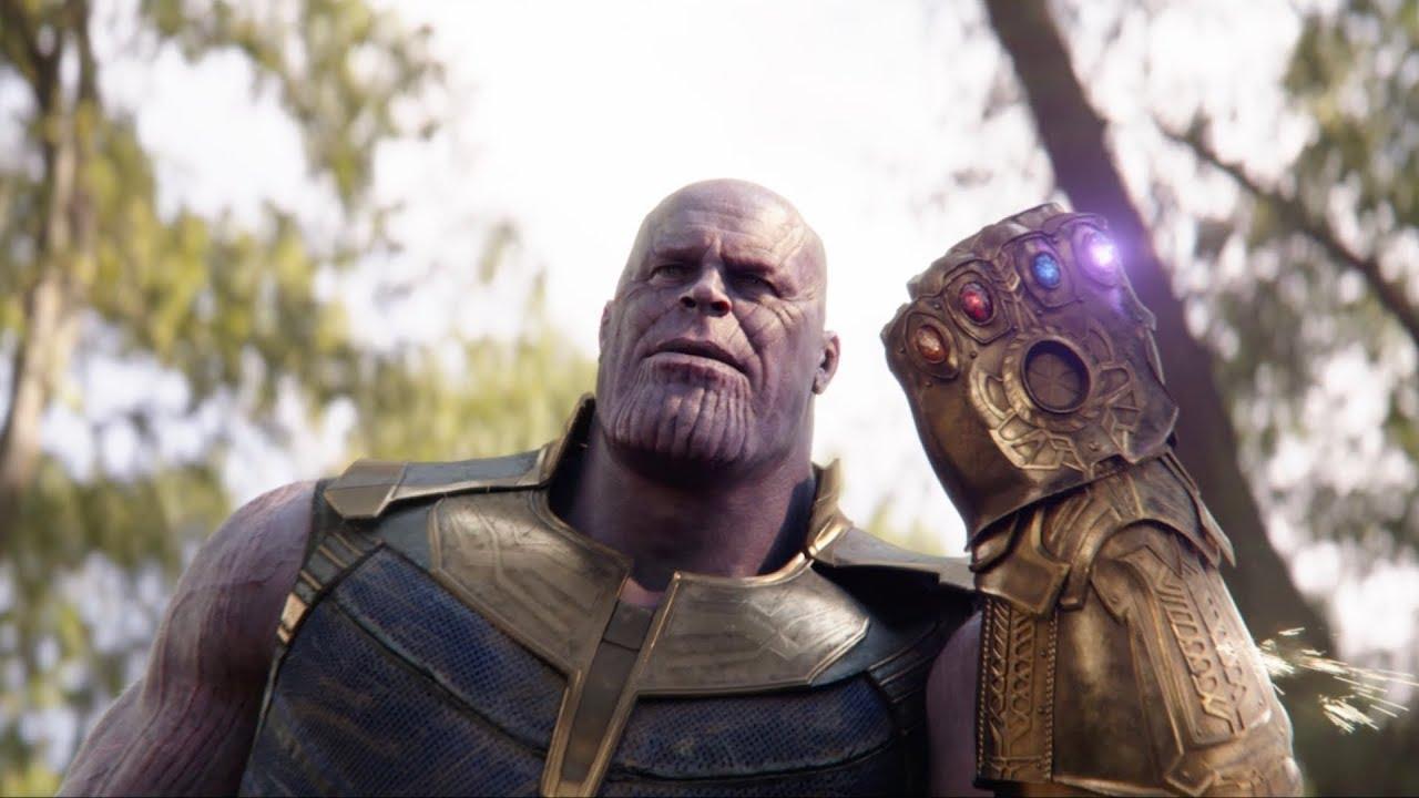 Мстители: Война бесконечности — Создание Таноса