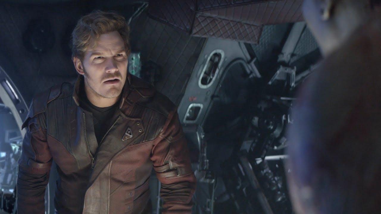 Мстители: Война бесконечности – Удалённая сцена: Стражи приходят в себя