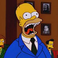 49893 Гомера Симпсона нарисовали в 3D и он получился ужасен