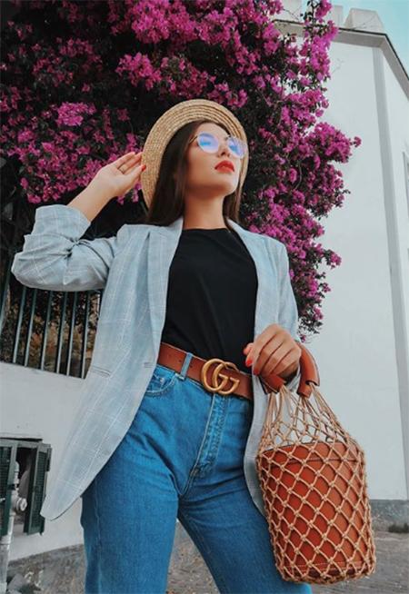 Как выбрать жакет и с чем его носить: советы fashion-редактора HELLO.RU Карины Нигай