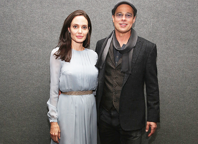 На тропе войны: Анджелина Джоли предъявила новые претензии Брэду Питту