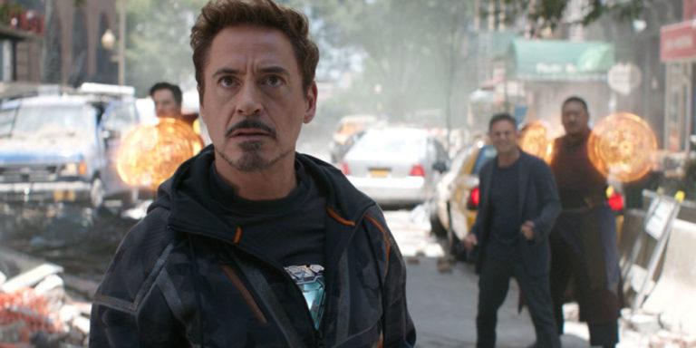 50000 С кем подружится Тони Старк в четвертых «Мстителях»