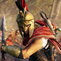 50609 Assassin's Creed Одиссея — Русский трейлер выхода игры (2018)