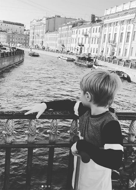 Елизавета Боярская и Максим Матвеев ждут второго сына