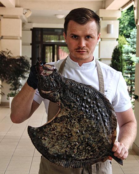 Как приготовить рапаны и «королеву» сочинского стола — барабульку: рецепты от шеф-повара Юрия Косторева