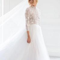 50111 Кьяра Ферраньи вышла замуж за рэпера Федерико Лючию: фото с церемонии, платье невесты и другие подробности