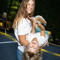 50525 Мария Шалаева, Марьяна Спивак с семьей и другие гости загородной вечеринки Светланы Тегин