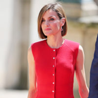 50340 С днем рождения, королева Летиция: 46 выходов первой леди Испании в нарядах красного цвета