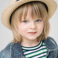 50309 Саша Плющенко вошел в список самых красивых детей мира