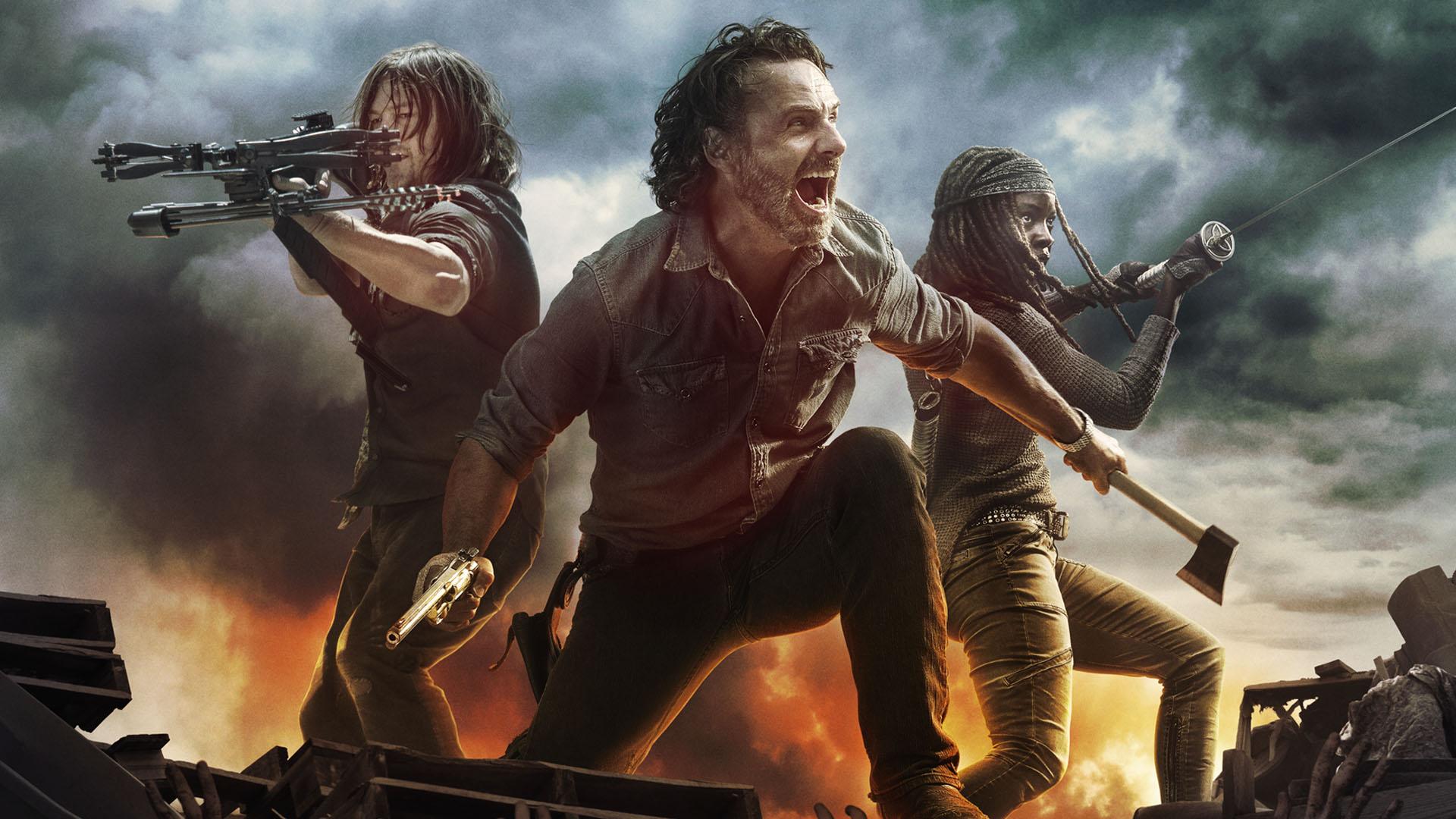 Сериал «Ходячие мертвецы» обзаведется новыми спин-оффами и фильмами