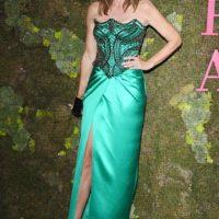 50530 Синди Кроуфорд, Кейт Бланшетт, Тина Кунаки и еще 15 самых стильных гостей премии Green Carpet Fashion Awards