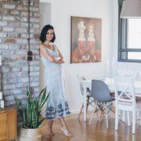 50435 В гостях у Анастасии Цветаевой: как живет актриса и ее семья в Израиле