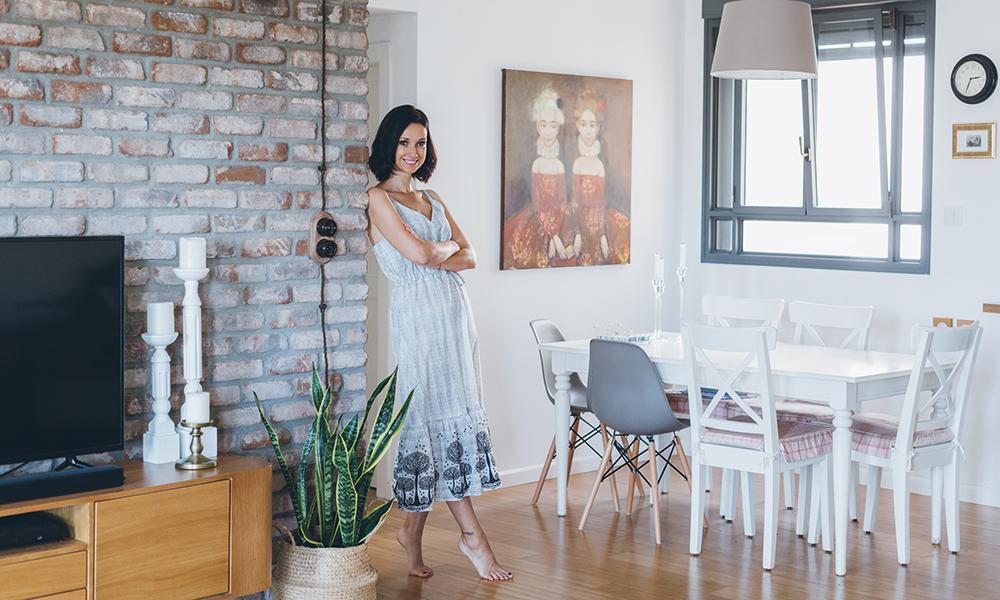 В гостях у Анастасии Цветаевой: как живет актриса и ее семья в Израиле