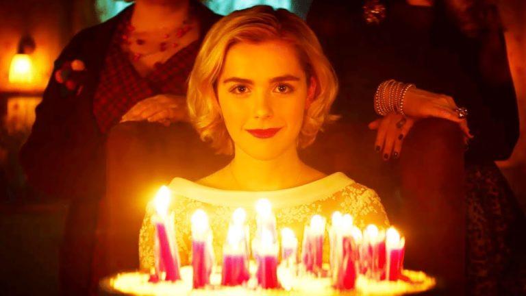 50680 Леденящие душу приключения Сабрины (1 сезон) — Русский тизер-трейлер (2018)