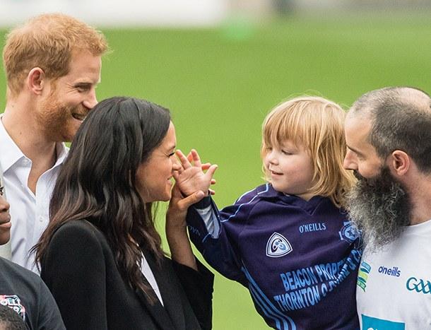 50997 30 фотодоказательств, что Меган Маркл и принц Гарри станут идеальными родителями