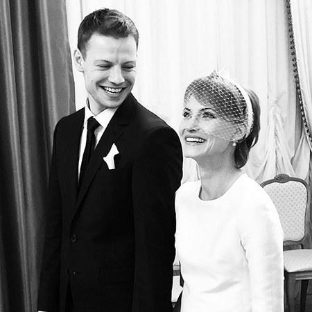Актеры Анна Бегунова и Дмитрий Власкин поженились