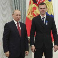 50683 Игорь Акинфеев объявил о завершении карьеры в составе национальной сборной по футболу