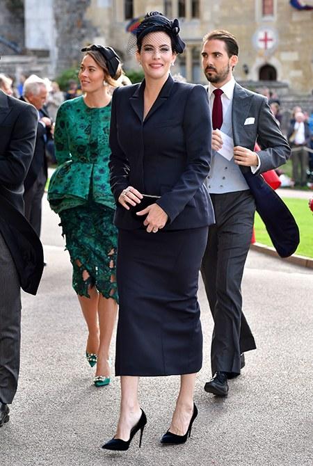 Свадьба принцессы Евгении и Джека Бруксбэнка: Наоми Кэмпбелл, Лив Тайлер, Кейт Мосс и другие гости