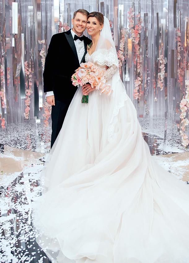 Свадьба старшей дочери Михаила Турецкого Натальи и ее избранника Дмитрия Гилевича: как это было