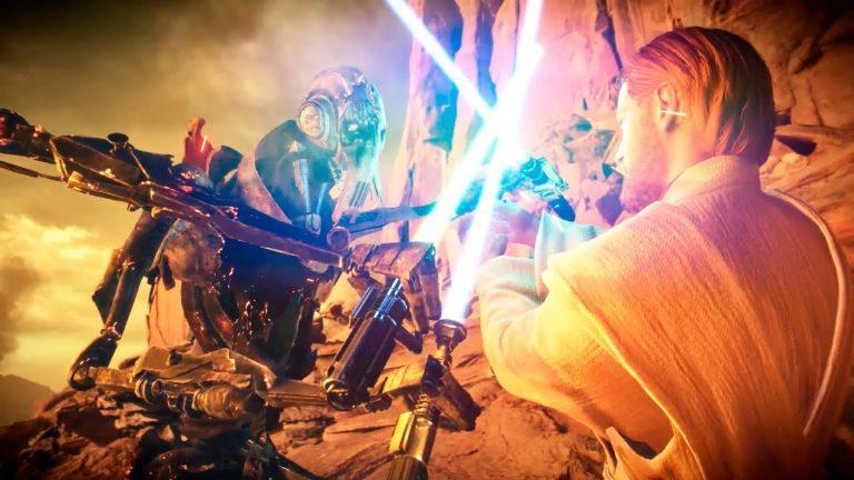 51609 Star Wars Battlefront 2 — Русский трейлер дополнения «Битва на Джеонозисе» (Субтитры, 2018)