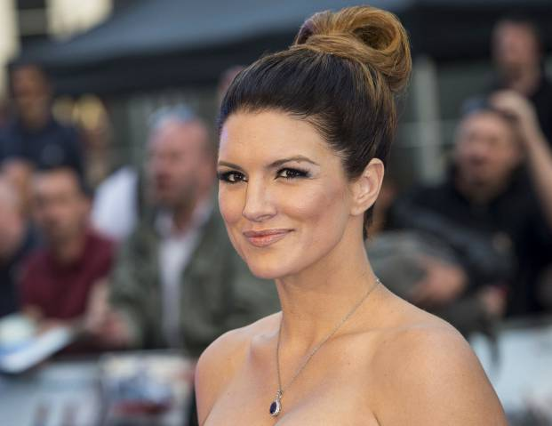 Джина Карано присоединилась к сериалу по «Звездным войнам»