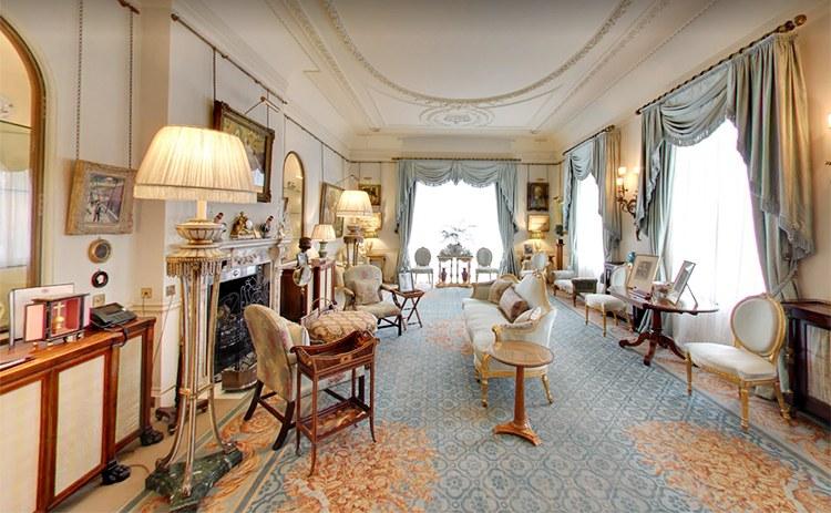 Как живут принц Чарльз и герцогиня Камилла: 3D-экскурсия по Кларенс-хаусу