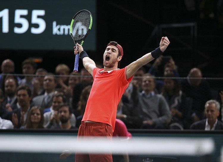 Карен Хачанов: 10 фактов о главной надежде российского тенниса