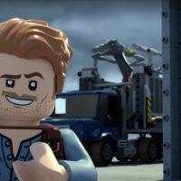 51431 «Мир Юрского периода» получил приквел, сделанный из LEGO