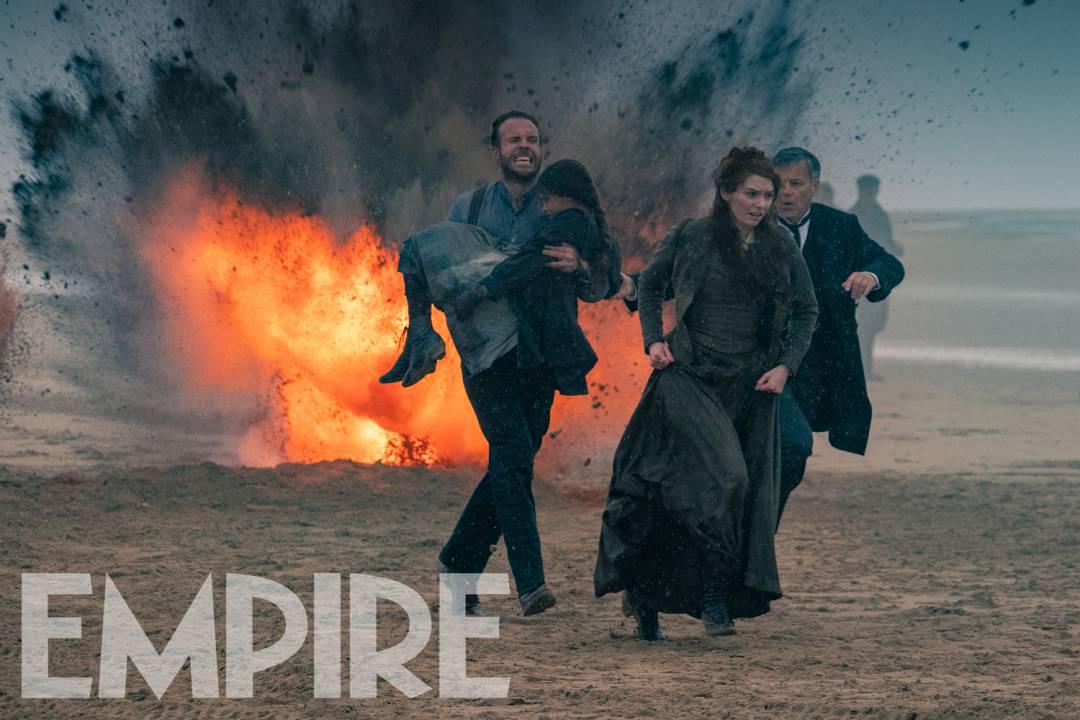 Сериал «Война миров»: первый кадр
