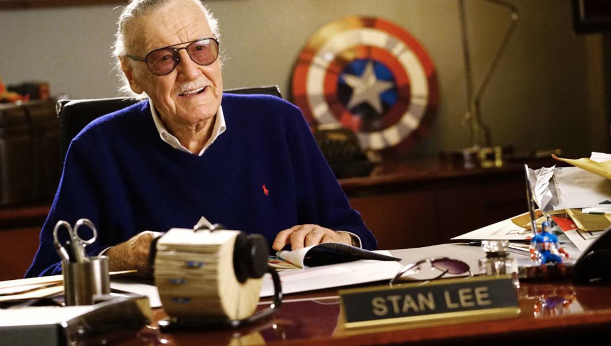 Ушел из жизни легендарный создатель комиксов Стэн Ли