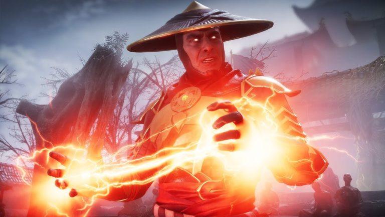 51894 Mortal Kombat 11 — Трейлер игры (2019)