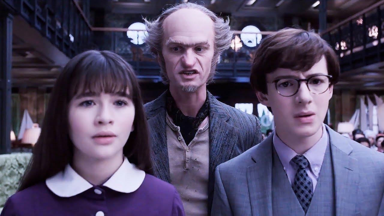 Лемони Сникет: 33 несчастья (3 сезон) — Русский трейлер (Субтитры, 2019)