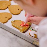 52130 Имбирное печенье от Елизаветы II: рецепт праздничного угощения