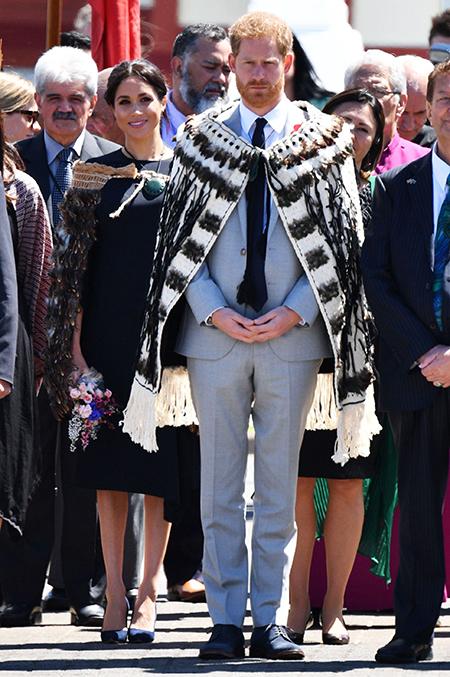 Из-за Меган Маркл принц Гарри снова нарушит семейную традицию