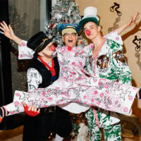 52262 Как прошла елка для детей в доме Оксаны Бондаренко в Николиной горе: фоторепортаж HELLO!