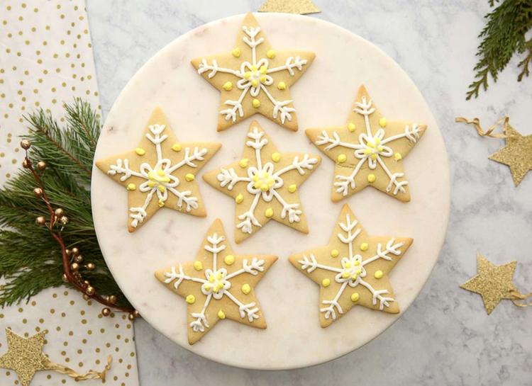 По секрету из Белого дома: рецепт рождественского печенья от Мелании Трамп