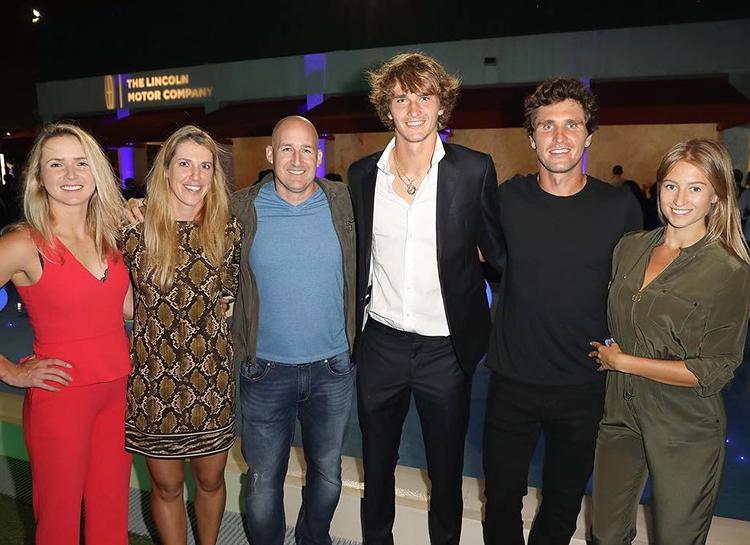Саша Зверев: 10 фактов о самом молодом теннисисте мировой сотни, обыгравшем Джоковича и Федерера