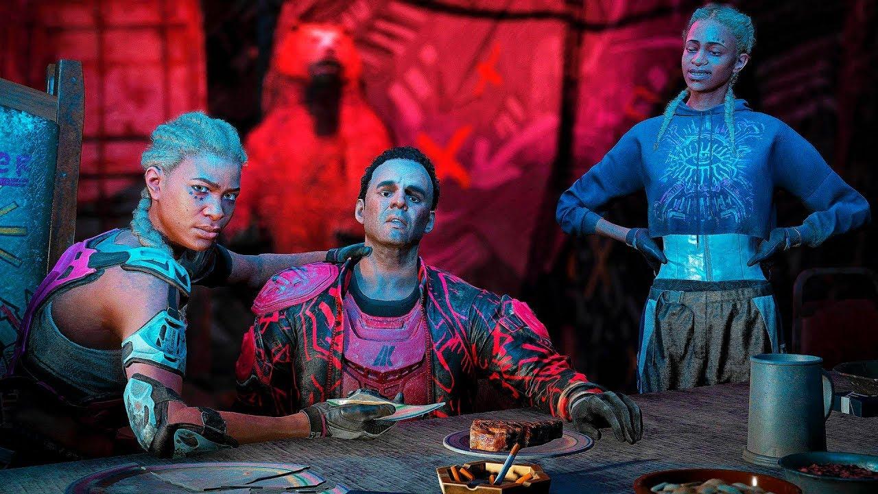 Far Cry New Dawn — Русский сюжетный трейлер игры (2019)