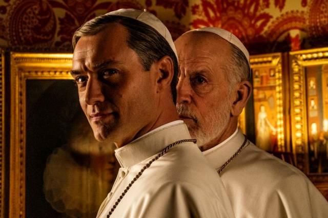 Первое фото: 2 сезон сериала «Молодой Папа»