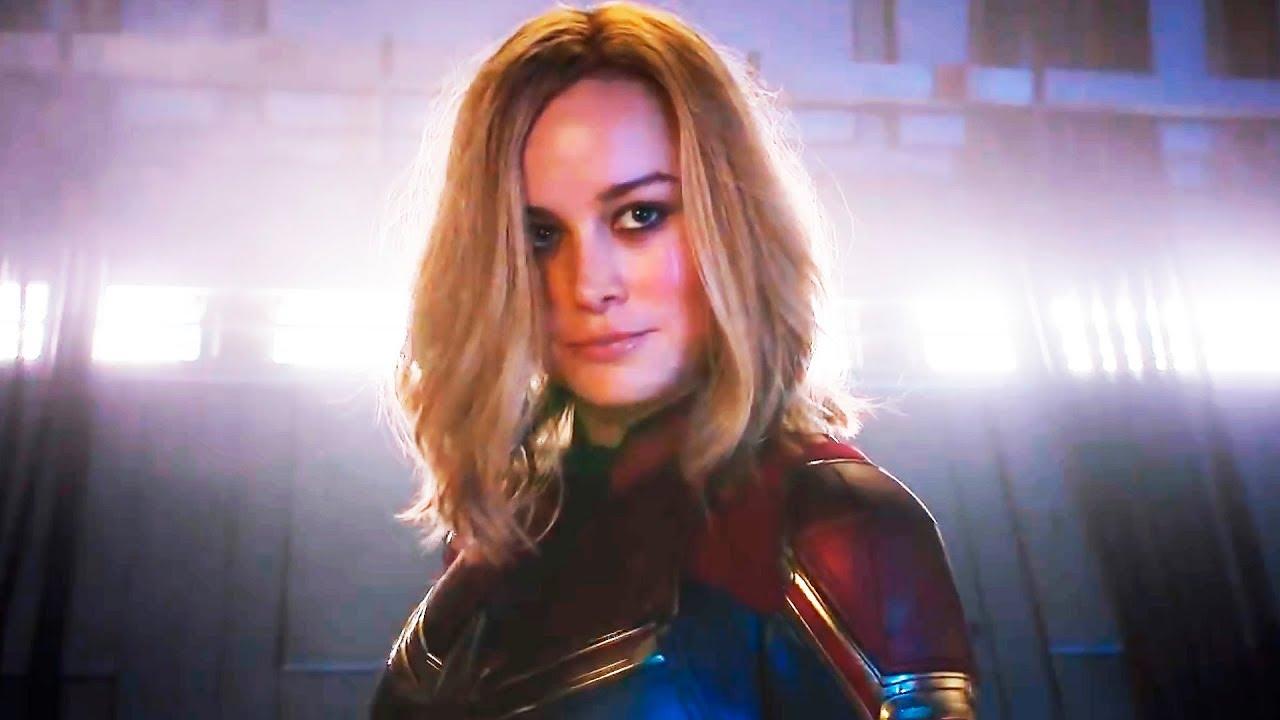Капитан Марвел — Русский ролик с Супербоула (2019)
