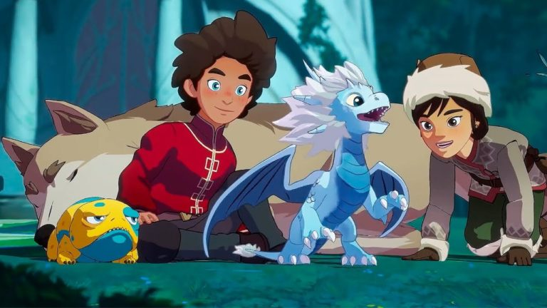 52863 Принц драконов (2 сезон) — Русский трейлер (2019)