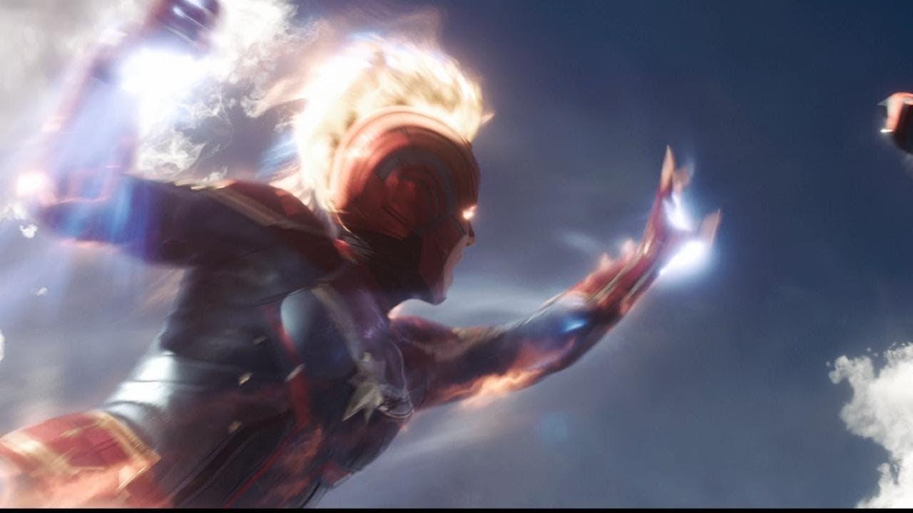 Капитан Марвел – Нам нужны герои