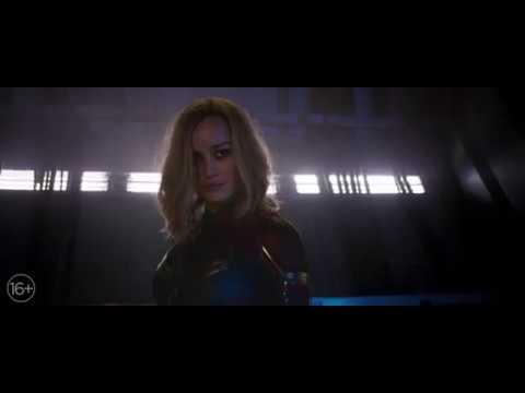 Капитан Марвел – специальный видеоролик