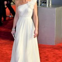 52851 Кейт Миддлтон и принц Уильям в костюмах жениха и невесты на церемонии вручения премии BAFTA