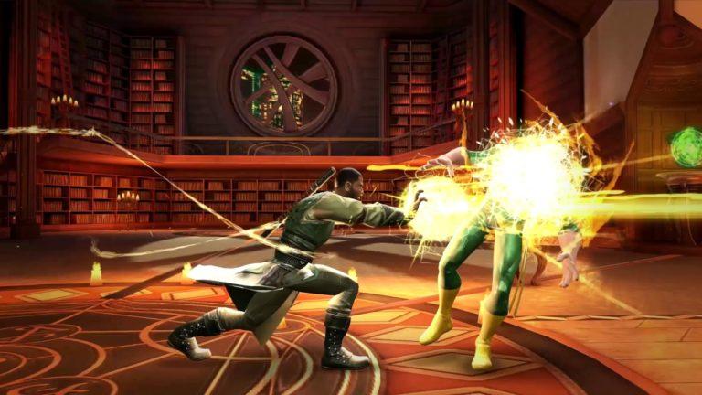 53474 Игра «MARVEL Битва Чемпионов» - Встречайте Доктора Стрэнджа!