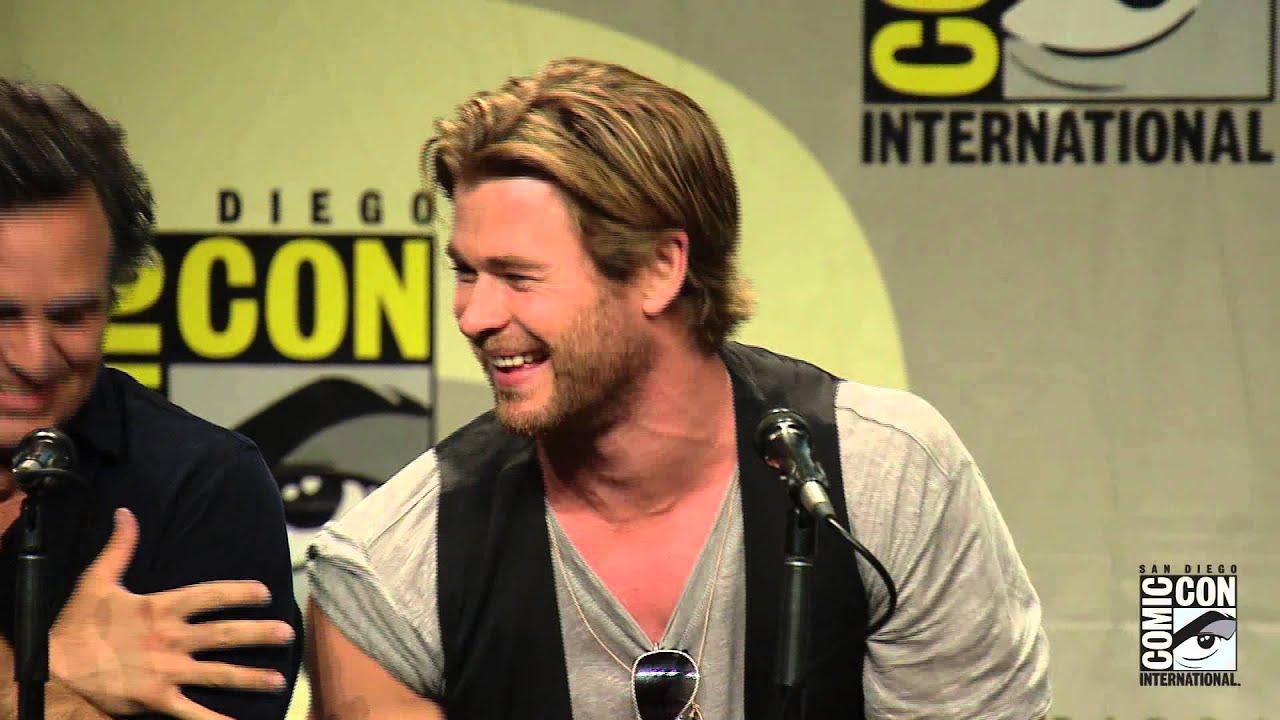 Comic-Con 2014 – Мстители 2: Эра Альтрона
