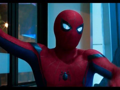 Человек-Паук: Возвращение домой – первый трейлер