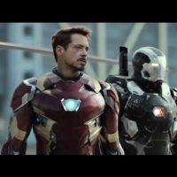53710 Первый мститель: Противостояние -  первый трейлер