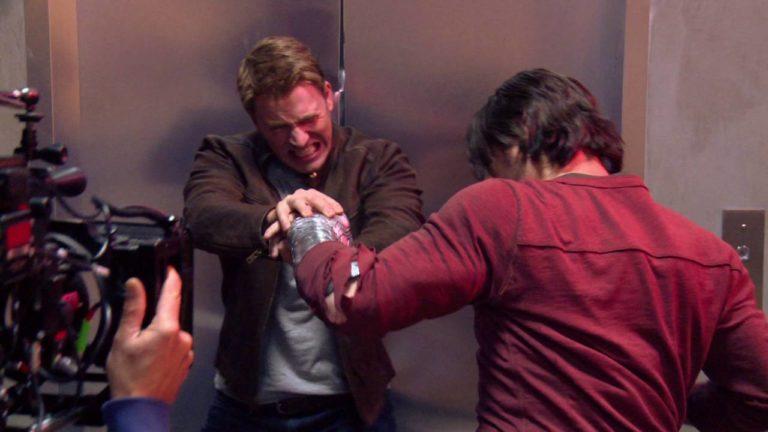 """53730 """"Первый мститель: Противостояние"""" – За кадром. Без дублёров"""